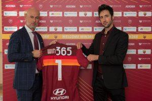 win365, kredit taruhan sepak bola AS Roma gratis